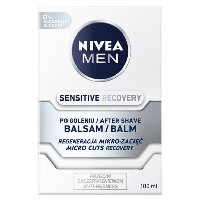 Nivea Balsam po goleniu Men Sensitive Recovery 100 ml