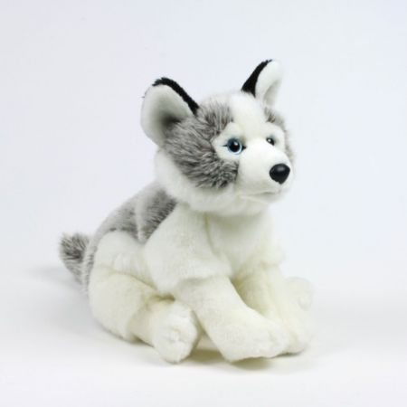 Husky 23cm WWF Wwf Plush Collection
