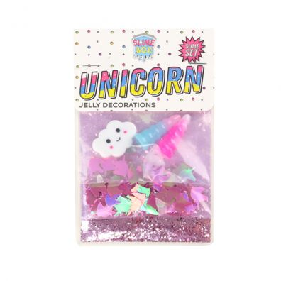 Kreatywne Zabawy Jelly Charms Set Unicorn