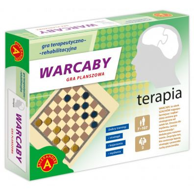 Terapia - Warcaby ALEX