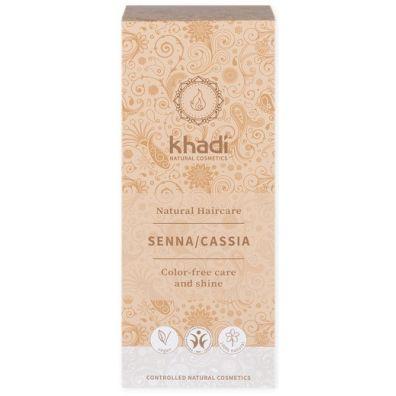 Henna Khadi Cassia Bezbarwna 100 G W Bee Pl