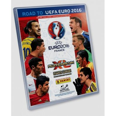 Klaser Road To UEFA EURO 2016 Adrenalyn