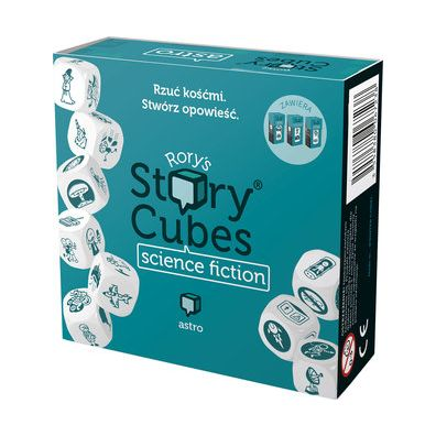 Story Cubes: Science Fiction