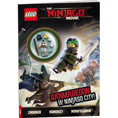 LEGO (R) Ninjago. Movie Garmageddon