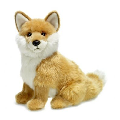 WWF Fox red sitting 23cm