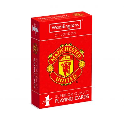 Waddingtons No. 1 Manchester United