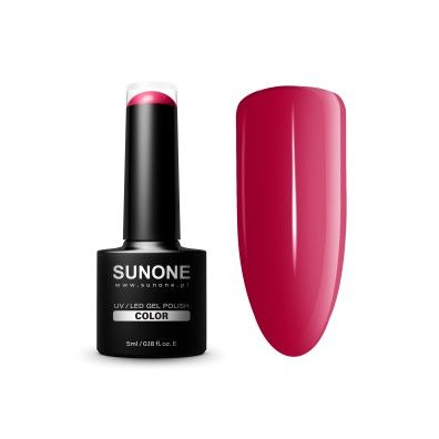 Sunone UV/LED Gel Polish Color lakier hybrydowy C11 Cyntia 5 ml