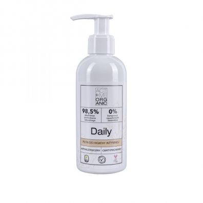 Active Organic Daily płyn do higieny intymnej 200 ml