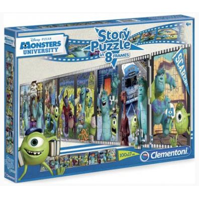 Puzzle 200 Monster University Story 29688