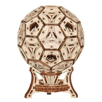 Drewniane puzzle 3D Football Cup