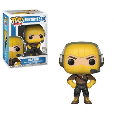 Figurka Funko POP: Fortnite S1 - Raptor 436
