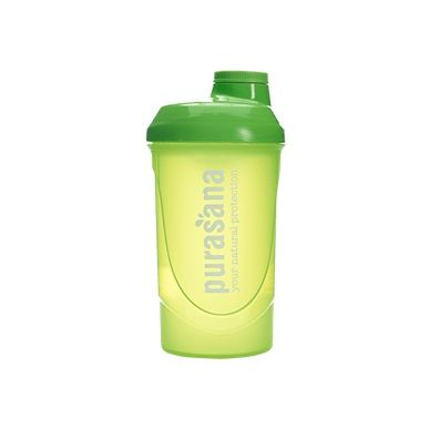 Purasana Shaker zielony 600 ml