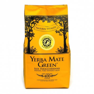 Mate Green Yerba Mate Energy 400 g