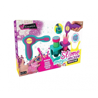 Slime magiczny mixer Russell