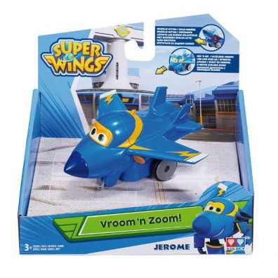 Super Wings. Pojazd Jerome