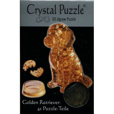 Crystal puzzle Pies