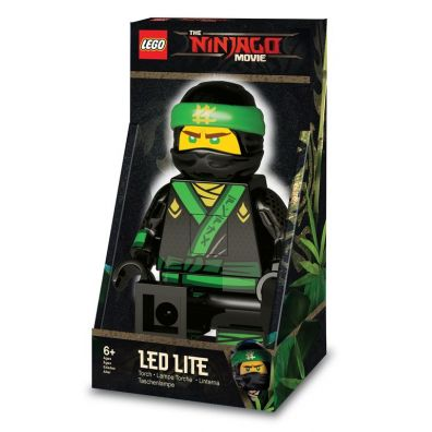 Lego Ninjago Movie Latarka Lloyd