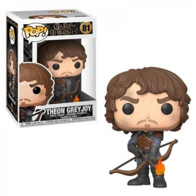 Funko POP TV: Game of Thrones - Theon with Flaming Arrows
