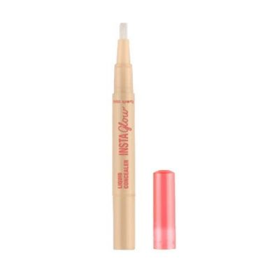 Miss Sporty Insta Glow Liquid Concealer korektor rozświetlający do twarzy 002 Radiant Medium 1.36 ml
