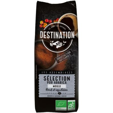 Destination Kawa 100% Arabica Selection mielona 250 g Bio