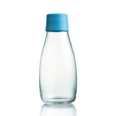 Retap Butelka 03. Light Blue 300 ml