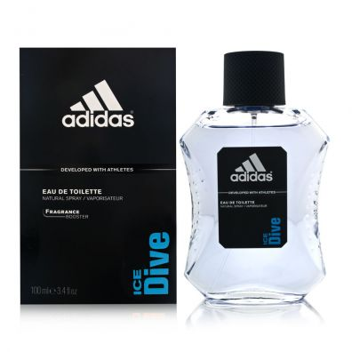 Adidas Ice Dive Woda toaletowa spray 100 ml