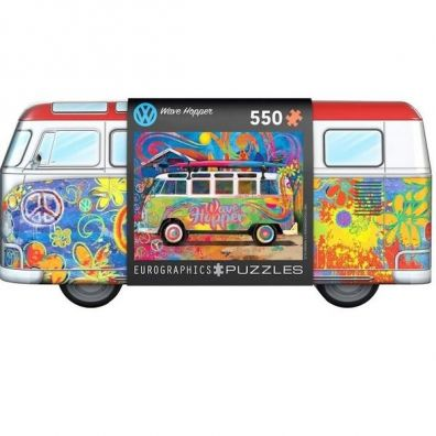 Puzzle 550 bus wave hopper 8551-5561 Eurographics