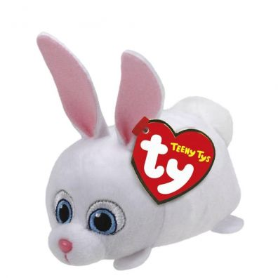 TY Teeny Tys lic - The Secret Life of Pets - SNOWBALL 42193