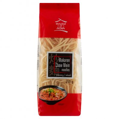 House of Asia Chow Mein Makaron pszenny 250 g
