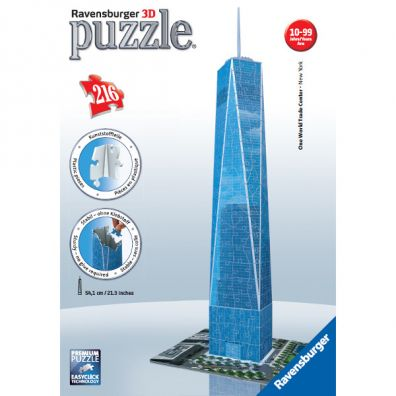 Puzzle 3D One World Trade Center 216