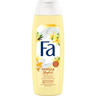 Fa Yoghurt Gel żel pod prysznic Vanilla Honey 750 ml