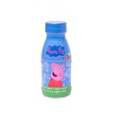 Płyn do baniek mydlanych Świnka Peppa 250ml TUBAN