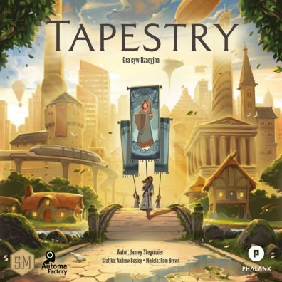 Tapestry Phalanx Games