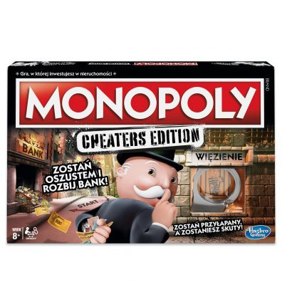 Monopoly. Cheaters Edition