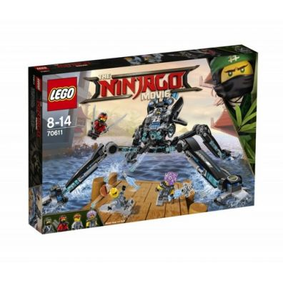 LEGO Ninjago Movie. Nartnik 70611