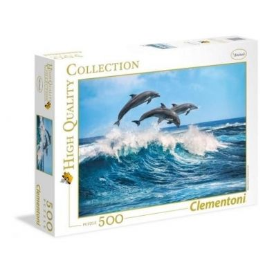 Puzzle 500 Dolphins