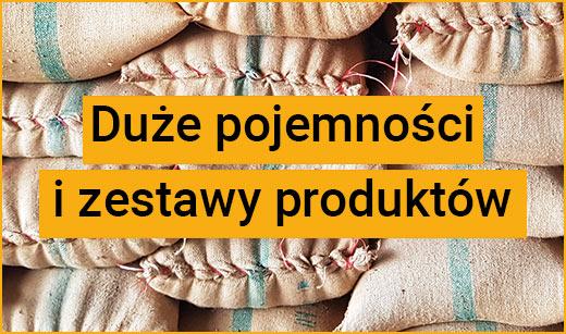 Zapasy na trudne czasy w bee.pl | duże pojemności