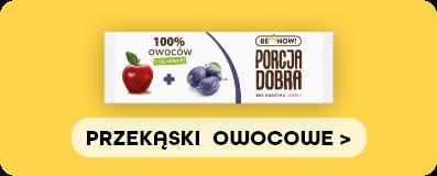 przekąski owocowe