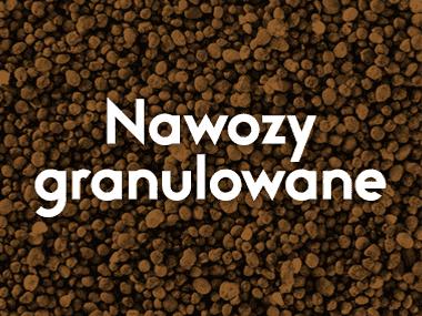 nawozy granulowane