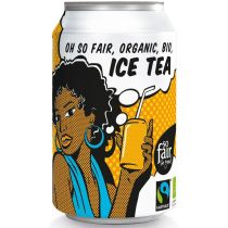Oxfam Fair Trade Ice tea fair trade (puszka) 330 ml Bio