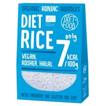 Diet-Food Makaron konjac rice 300 g Bio
