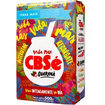 Cbse Yerba Mate Energia Guarana 500 g