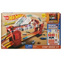 Hot Wheels Track Builder Kaskaderski most Mattel