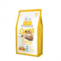Brit Care Karma dla kociąt Sunny I`ve Beautiful Hair 2 kg