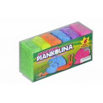 Piankolina neonowa 6 kostek Art. AND Play