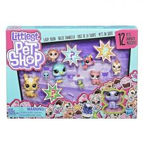 Figurki Littlest Pet Shop Babeczki