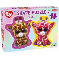 Puzzle Ty 2w1 Beanie Boo's Shape