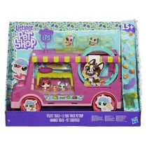 Figurki Littlest Pet Shop Food Truck