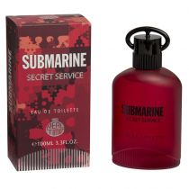 Real Time Submarine Secret Service Woda toaletowa 100 ml