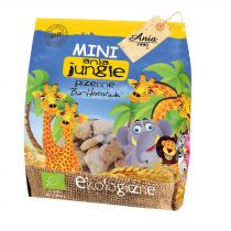 Bio Ania Ciastka mini jungle 100 g bio